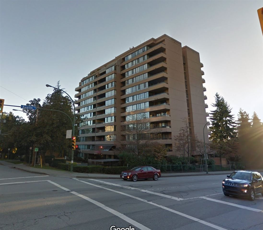 Main Photo: 802 460 WESTVIEW STREET in Coquitlam: Coquitlam West Condo for sale : MLS®# R2292501