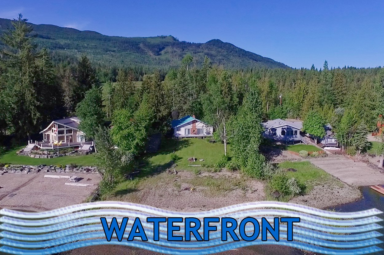 Photo 1: Photos: 4873 Parker Road: Eagle Bay House for sale (South Shuswap)  : MLS®# 10184546