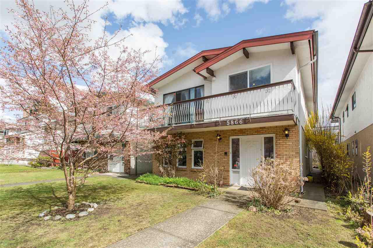 Main Photo: 5866 JOYCE Street in Vancouver: Killarney VE House for sale (Vancouver East)  : MLS®# R2447878