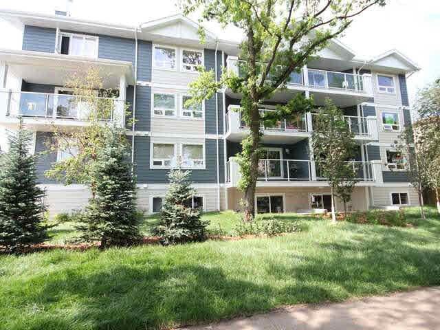 Main Photo: 203 10710 116 Street in Edmonton: Zone 08 Condo for sale : MLS®# E4202461