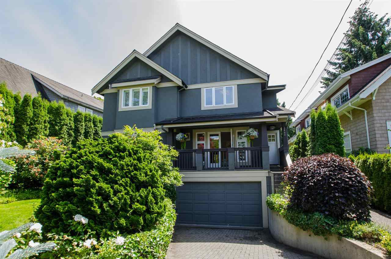 Main Photo:  in Vancouver: Kitsilano House 1/2 Duplex for sale (Vancouver West)  : MLS®# R2467366
