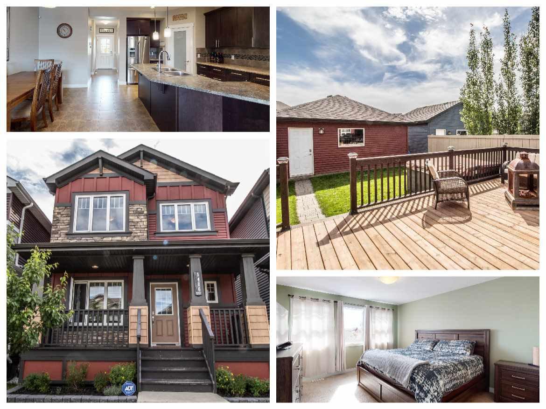 Main Photo: 5486 CRABAPPLE Loop in Edmonton: Zone 53 House for sale : MLS®# E4206606