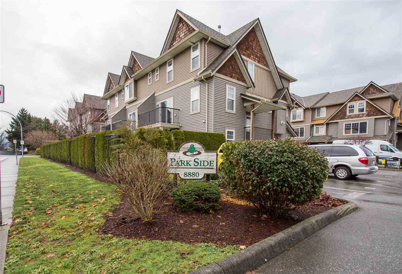"""Main Photo: 18 8880 NOWELL Street in Chilliwack: Chilliwack E Young-Yale Condo for sale in """"PARKSIDE"""" : MLS®# R2522216"""