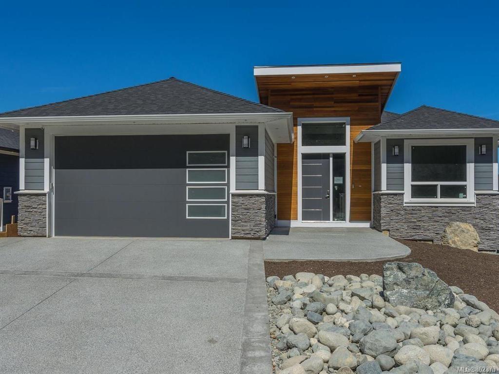 Main Photo: 4642 Sheridan Ridge Rd in : Na North Nanaimo House for sale (Nanaimo)  : MLS®# 862373
