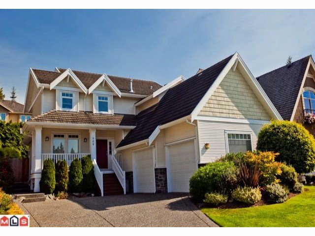 """Main Photo: 908 163RD Street in Surrey: King George Corridor House for sale in """"McNalley Creek"""" (South Surrey White Rock)  : MLS®# F1223767"""