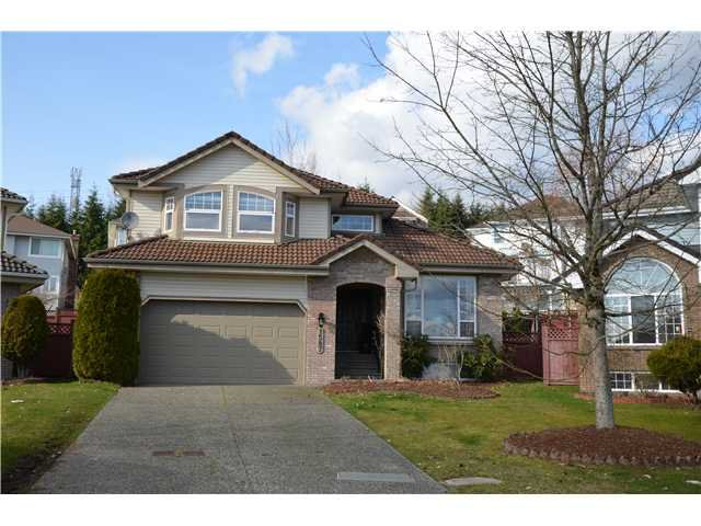 "Main Photo: 1587 MANZANITA Court in Coquitlam: Westwood Plateau House for sale in ""WESTWOOD PLATEAU"" : MLS®# V995234"