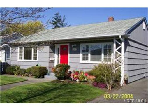 Main Photo: 1892 Neil Street in VICTORIA: SE Camosun Single Family Detached for sale (Saanich East)  : MLS®# 186462