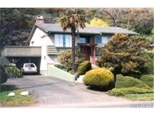 Main Photo:  in VICTORIA: SE Cedar Hill House for sale (Saanich East)  : MLS®# 364965