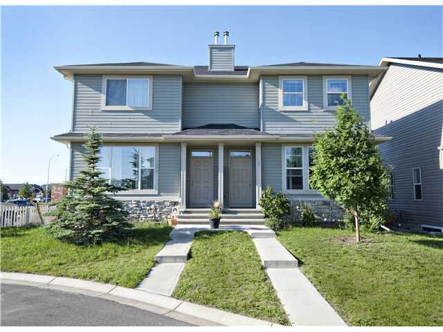 Main Photo: 98 COVEHAVEN Mews NE in CALGARY: Coventry Hills Residential Attached for sale (Calgary)  : MLS®# C3625840