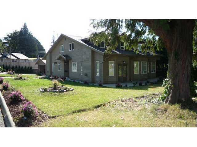 Main Photo: 1988 SANDOWN PL in North Vancouver: Pemberton NV House for sale : MLS®# V1057031