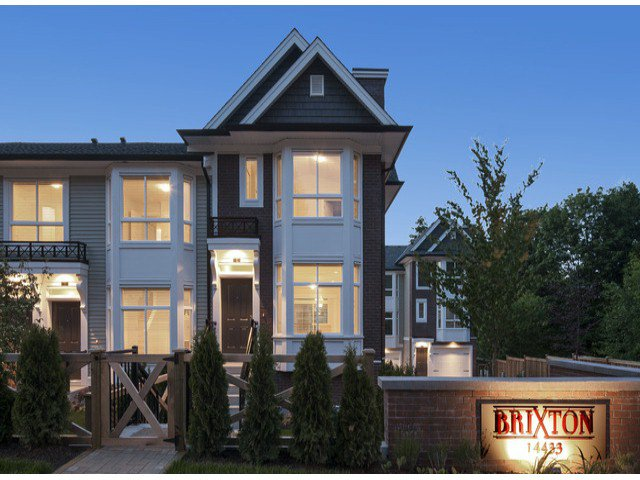 Main Photo: 16 14433 60th ave in Surrey: Sullivan Station Townhouse for sale