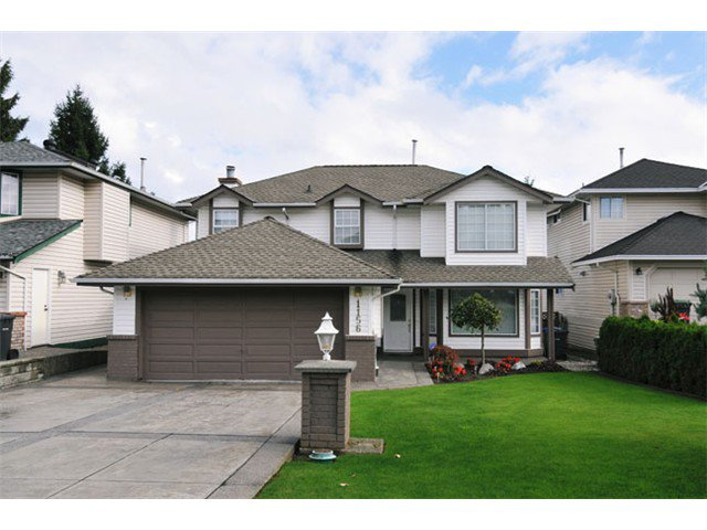 Main Photo: 1156 DOUGLAS TE in Port Coquitlam: Citadel PQ House for sale : MLS®# V1089857