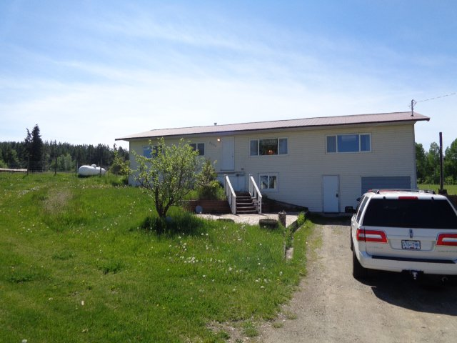 Main Photo: 3300 DUCK RANGE ROAD: PRITCHARD House for sale (KAMLOOPS)  : MLS®# 134739