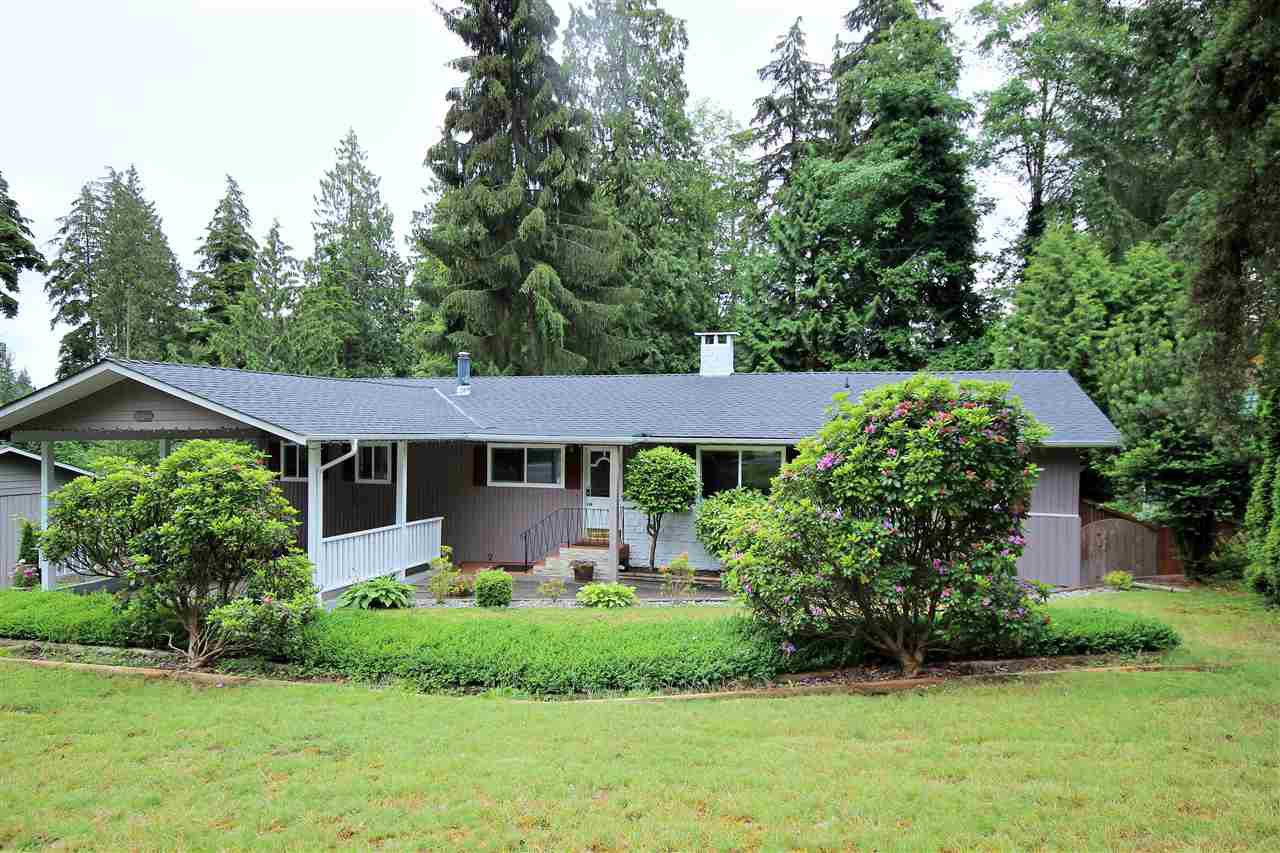 Main Photo: 124 COLLEGE PARK WAY in Port Moody: College Park PM House for sale : MLS®# R2097116