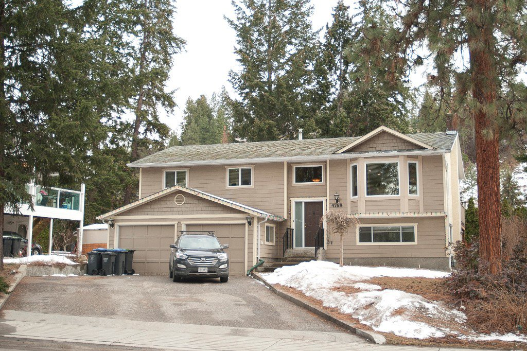 Main Photo: 4768 Gordon Drive in Kelowna: Lower Mission House for sale (Central Okanagan)  : MLS®# 10130403
