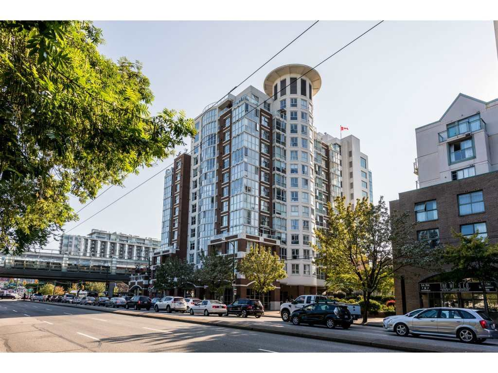 Main Photo: 805 1255 MAIN STREET in Vancouver: Mount Pleasant VE Condo for sale (Vancouver East)  : MLS®# R2294611