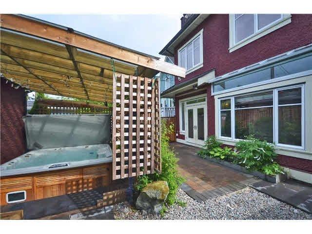 Main Photo: 3487 W 2ND AVENUE in : Kitsilano 1/2 Duplex for sale : MLS®# V1008529
