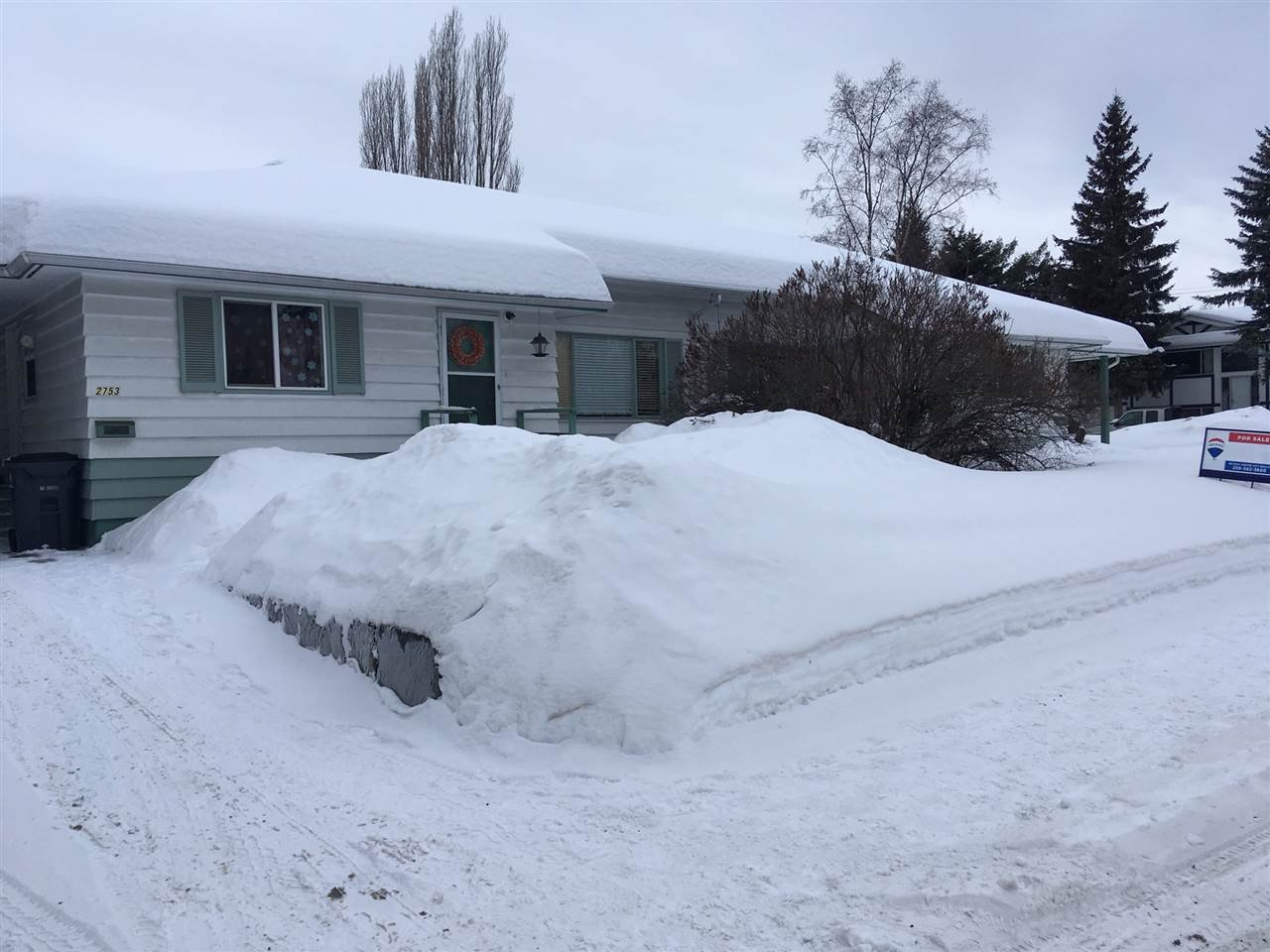 Main Photo: 2753 15TH Avenue in Prince George: Central House Duplex for sale (PG City Central (Zone 72))  : MLS®# R2428904