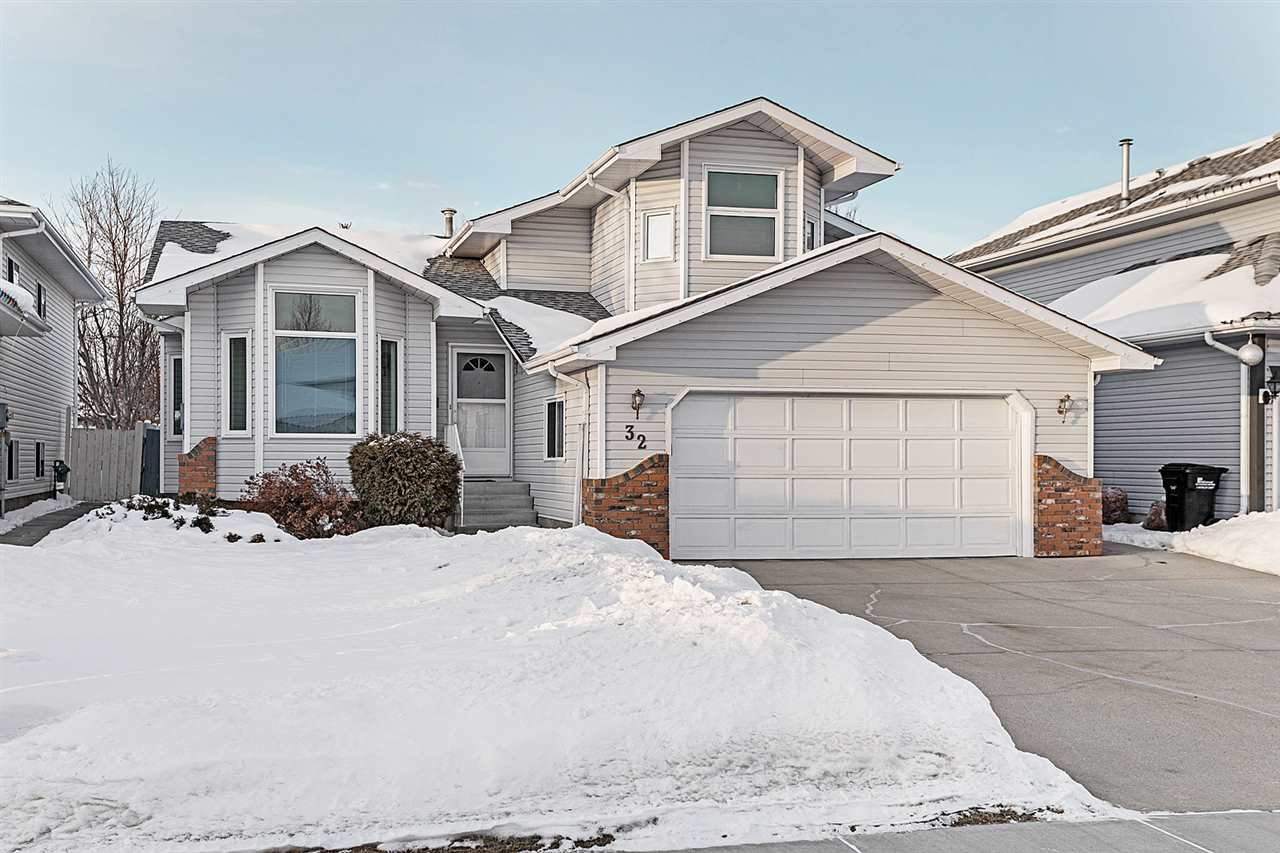 Main Photo: 32 CALICO Drive: Sherwood Park House for sale : MLS®# E4185747