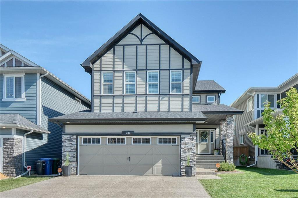 Main Photo: 28 Mount Rae Heights: Okotoks Detached for sale : MLS®# C4302078