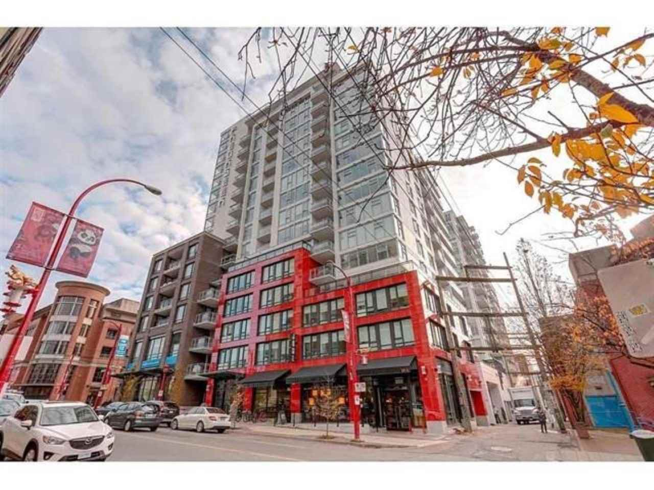 """Main Photo: 716 188 KEEFER Street in Vancouver: Downtown VE Condo for sale in """"188 Keefer"""" (Vancouver East)  : MLS®# R2511640"""