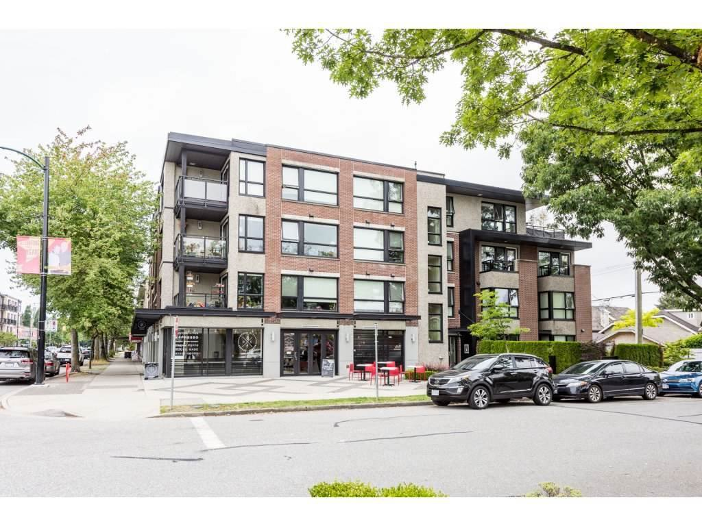"Main Photo: 404 2481 WATERLOO Street in Vancouver: Kitsilano Condo for sale in ""WATERLOO"" (Vancouver West)  : MLS®# R2517048"
