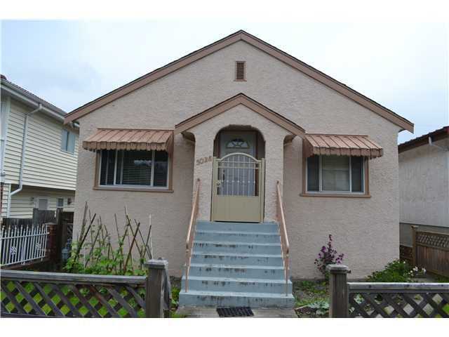 Main Photo: 5028 CLARENDON ST in Vancouver: Collingwood VE House for sale (Vancouver East)  : MLS®# V1016451