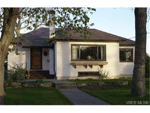 Main Photo: 937 Bank St in VICTORIA: Vi Fairfield East House for sale (Victoria)  : MLS®# 273248