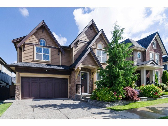 "Main Photo: 16323 26TH Avenue in Surrey: Grandview Surrey House for sale in ""MORGAN HEIGHTS"" (South Surrey White Rock)  : MLS®# F1416788"