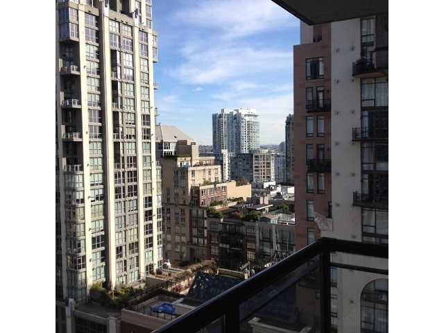 Photo 2: Photos: # 1502 1295 RICHARDS ST in Vancouver: Downtown VW Condo for sale (Vancouver West)  : MLS®# V1052458
