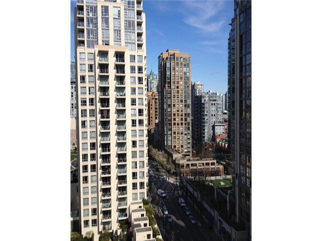 Photo 8: Photos: # 1502 1295 RICHARDS ST in Vancouver: Downtown VW Condo for sale (Vancouver West)  : MLS®# V1052458