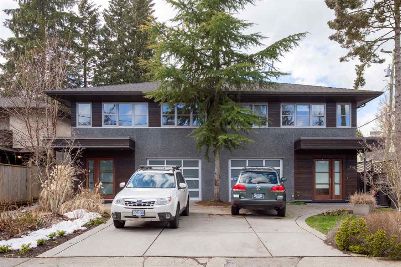 Main Photo: 2839 ST. GEORGE STREET in Vancouver: Mount Pleasant VE House 1/2 Duplex for sale (Vancouver East)  : MLS®# R2244707