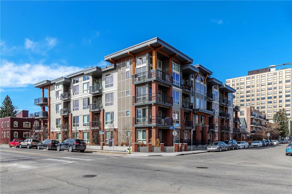 Main Photo: 318 305 18 Avenue SW in Calgary: Mission Apartment for sale : MLS®# C4294796