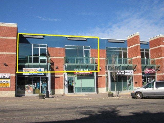 Main Photo: 200 8 Perron Street: St. Albert Office for lease : MLS®# E4195869