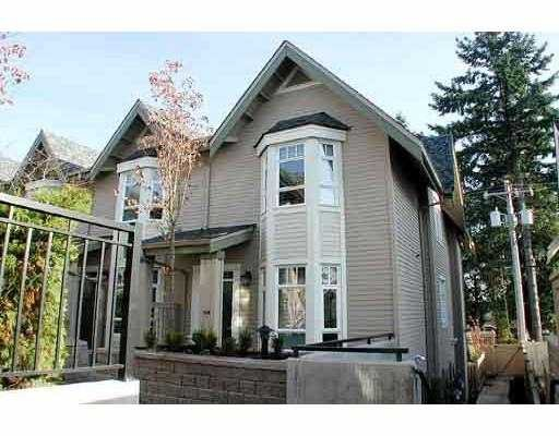 """Main Photo: 490 W 45TH AV in Vancouver: Oakridge VW Townhouse for sale in """"CAMBRIDGE COURT"""" (Vancouver West)  : MLS®# V576315"""