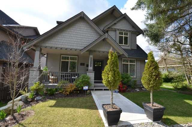 "Main Photo: 1390 COAST MERIDIAN Road in Coquitlam: Burke Mountain House for sale in ""Meridian Heights"" : MLS®# V943421"