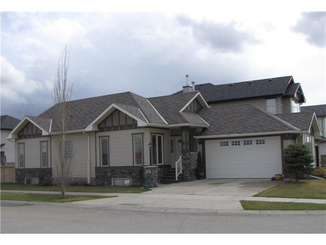 Main Photo: 48 CIMARRON Trail: Okotoks Residential Detached Single Family for sale : MLS®# C3520201