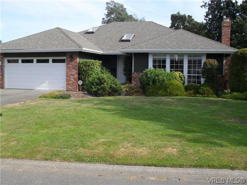 Main Photo: 4814 Sunnygrove Place in VICTORIA: SE Sunnymead Single Family Detached for sale (Saanich East)  : MLS®# 315538