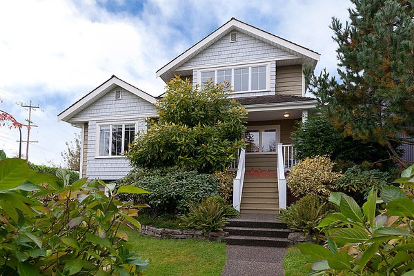Main Photo: 1793 W 61ST Avenue in Vancouver: South Granville House for sale (Vancouver West)  : MLS®# V1000273