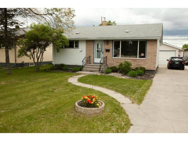 Main Photo: 144 Harper Avenue in WINNIPEG: Windsor Park / Southdale / Island Lakes Residential for sale (South East Winnipeg)  : MLS®# 1312734