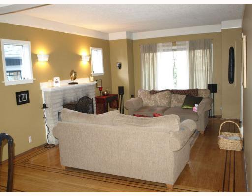 Photo 3: Photos: 3254 W 10TH AV in : Kitsilano House for sale : MLS®# V800689