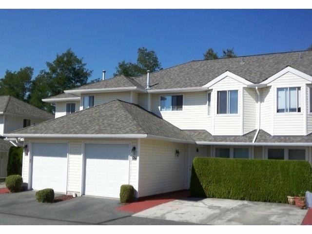 """Main Photo: # 68 21928 48 AV in Langley: Murrayville Townhouse for sale in """"Murrayville Glen"""" : MLS®# F1321329"""