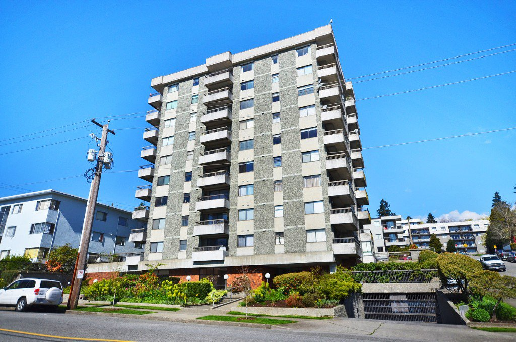 Main Photo: 803 47 Agnes Street in New Westminster: Downtown Condo for sale