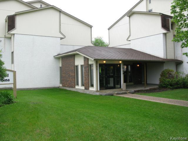 Main Photo: 35 Wynford Drive in WINNIPEG: Transcona Apartment for sale (North East Winnipeg)  : MLS®# 1412798