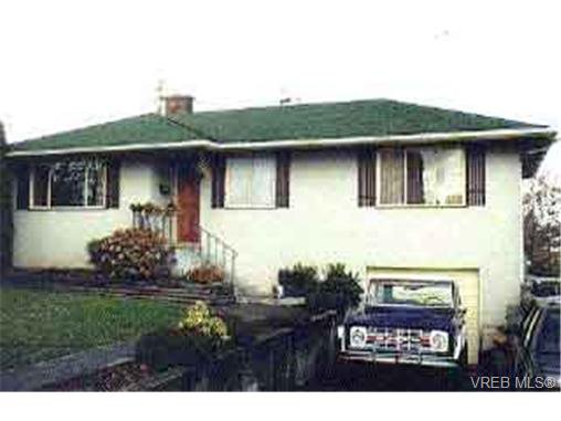 Main Photo: 590 Baxter Ave in VICTORIA: SW Glanford Single Family Detached for sale (Saanich West)  : MLS®# 142291