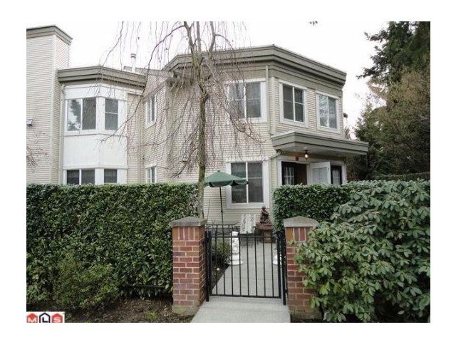 Main Photo: # 20 15450 101A AV in Surrey: Guildford Townhouse for sale (North Surrey)  : MLS®# F1438460
