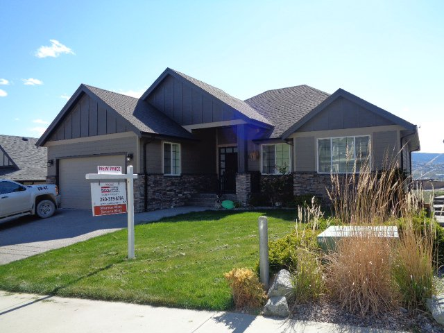 Main Photo: 1712 IRONWOOD DRIVE in KAMLOOPS: SUN RIVERS House for sale : MLS®# 138575
