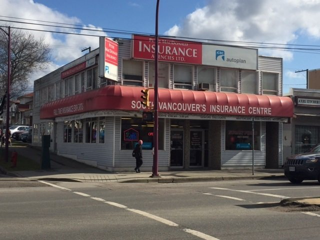Main Photo: 5606 VICTORIA DRIVE in Vancouver: Victoria VE Retail for sale (Vancouver East)  : MLS®# C8011179