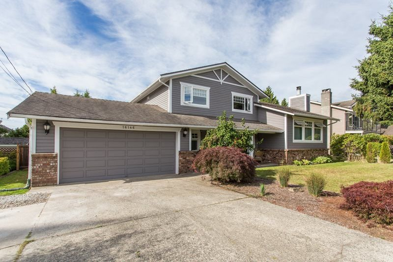 Main Photo: 16146 10 AVENUE in Surrey: King George Corridor House for sale (South Surrey White Rock)  : MLS®# R2287169