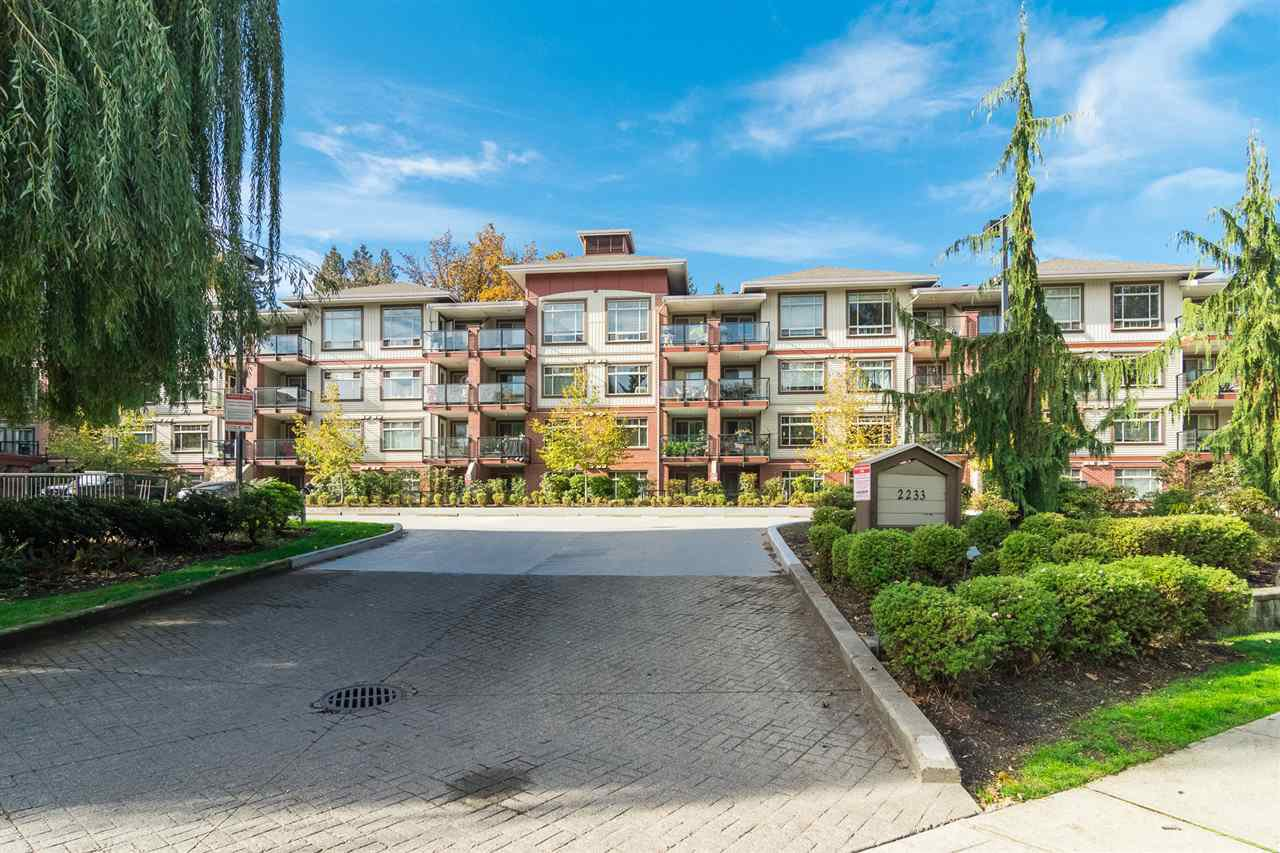 Main Photo: 202 2233 MCKENZIE ROAD in Abbotsford: Central Abbotsford Condo for sale : MLS®# R2341086